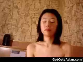 beste brunette, plezier japanse klem, meer behaard klem