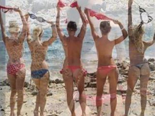 עירום חוף זין מפלצתי burster