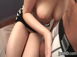 big Titty Riana Natsukawa fucked hard from
