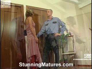 groot hardcore sex, vers matures neuken, plezier euro porn vid