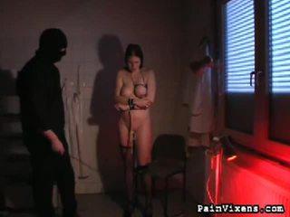 nominale pijnlijk neuken, meer bdsm scène, vol slavernij