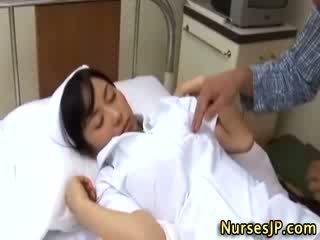 Sexy doll japanese nurse