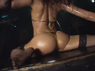 dance, hot bikini channel, see oily