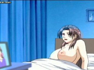 porn, big boobs, lesbians, cartoon