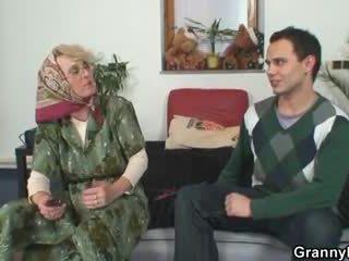 watch old nice, grandma, fresh granny great