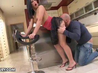 hardcore sex, vers zoenen, kut likken klem