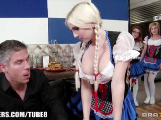 Brazzers - christie stevens - huge helping ng sausage