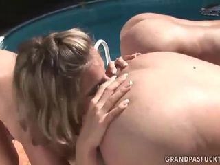 Teen Fuck With Two Big Cock In One Hole