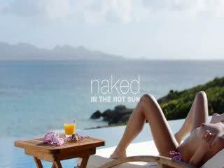 Naked art leila hot sun apologise
