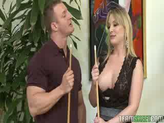 Tittyattack seksi besar melon blondie boneka tristyn kennedy kacau gambar/video porno vulgar