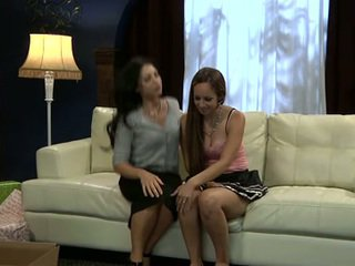 Lesbian Sofia Cruz and Joey Ambrosiano