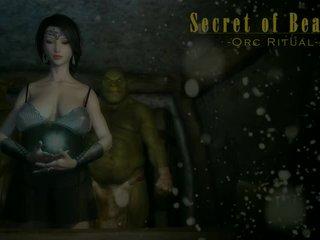 3de animated punca jebemti orcs