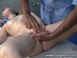 Masáž ending v prcek