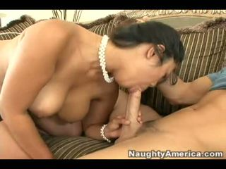 Hawt Asian Doxy Kya Tropic Takess A Meaty Pole Soaking In Her Warm Mouth