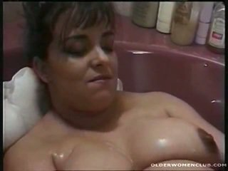 masturbation fucking, mature fucking, aged lady vid