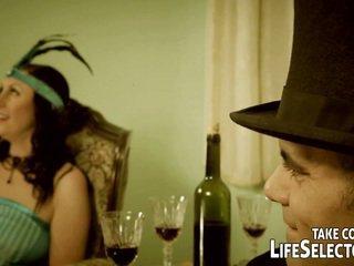Royal Club Of Pleasures Nearly Lara Latex And Sophie Lynx