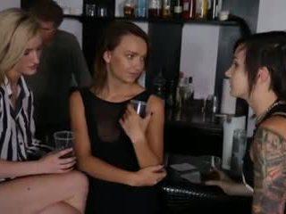 rated lesbians film, threesomes movie