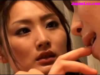 alle schattig klem, japanse porno, lesbiennes mov