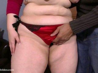 nice ass, bbc, newbie, plumper