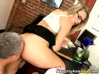 Harmony Rose Getting Screwed On Her Wet Crack Doggyway