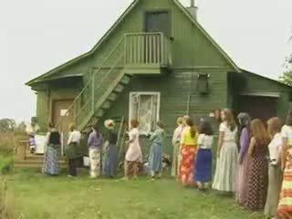 Madura mujeres follando en la rural