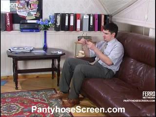 echt stocking sex klem