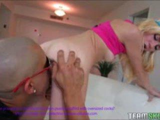 u blond vid, hardcore porno, tiener film