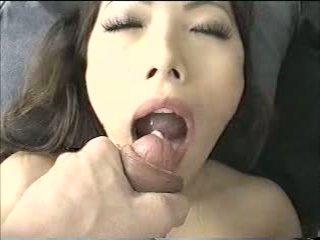 Titfuck to Cum Swallow Video