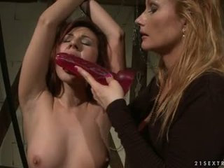 Katy Borman Force A Hot Babe To Suck The Cock
