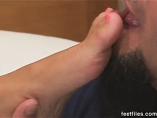 licking see, you tease, ideal foot full