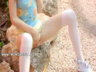u masturberen scène, vers striptease, hartstochtelijk neuken