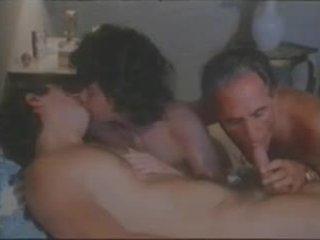 trio, kijken wijnoogst kanaal, nominale biseksuelen kanaal