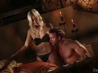 ideaal hardcore sex, orale seks scène, u zuigen