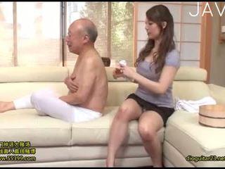 new japanese more, great blowjob, most cumshot fun