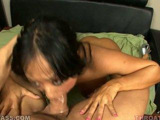 gratis deepthroat tube, plezier oraal porno, mooi getatoeëerd film