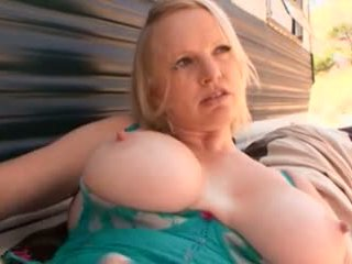 Big boob trailer