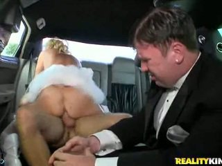 watch riding fuck, real car, real brides