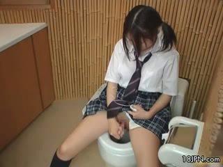 college meisje, japanse, aanbiddelijk