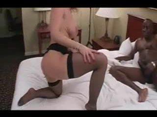 hoorndrager porno, kwaliteit interraciale, controleren volwassen mov