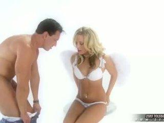 Seksi video- tuhma tyttö viva takes a syvän helvetin