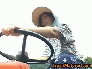 Chisato shouda एशियन मेच्यूर चिक gets part6