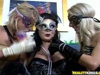 Lesbian Masquerade