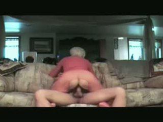 vers grannies kanaal, kijken amateur actie
