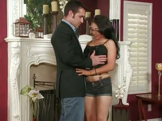 see brunette mov, great long hair, free porn that is not hd thumbnail