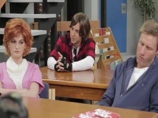 O breakfast club parodie andy san dimas, breanne benson, brooke van buuren, faye reagan, samantha ryan, syren sexton, tessa taylor