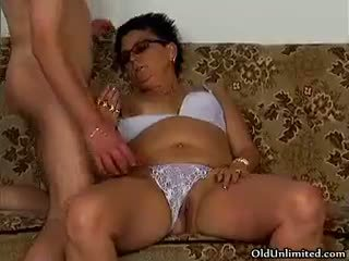 Horny Mature Wife Sucking Dick And Gets Part3