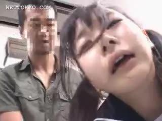 大 黑妞, 日本 最, 口交
