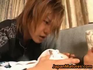 Eri Nakata Japanese Mother Part6