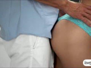 Όλα φυσικός μωρό natalia starr teases αυτήν bf σε ερωτικός σεξ