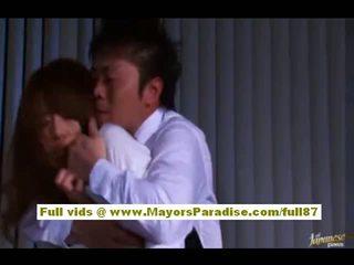 Akiho yoshizawa číňan dívka gets zneužívány na práce